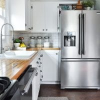 Tips for a Budget Friendly Kitchen Makeover from Cherished Bliss