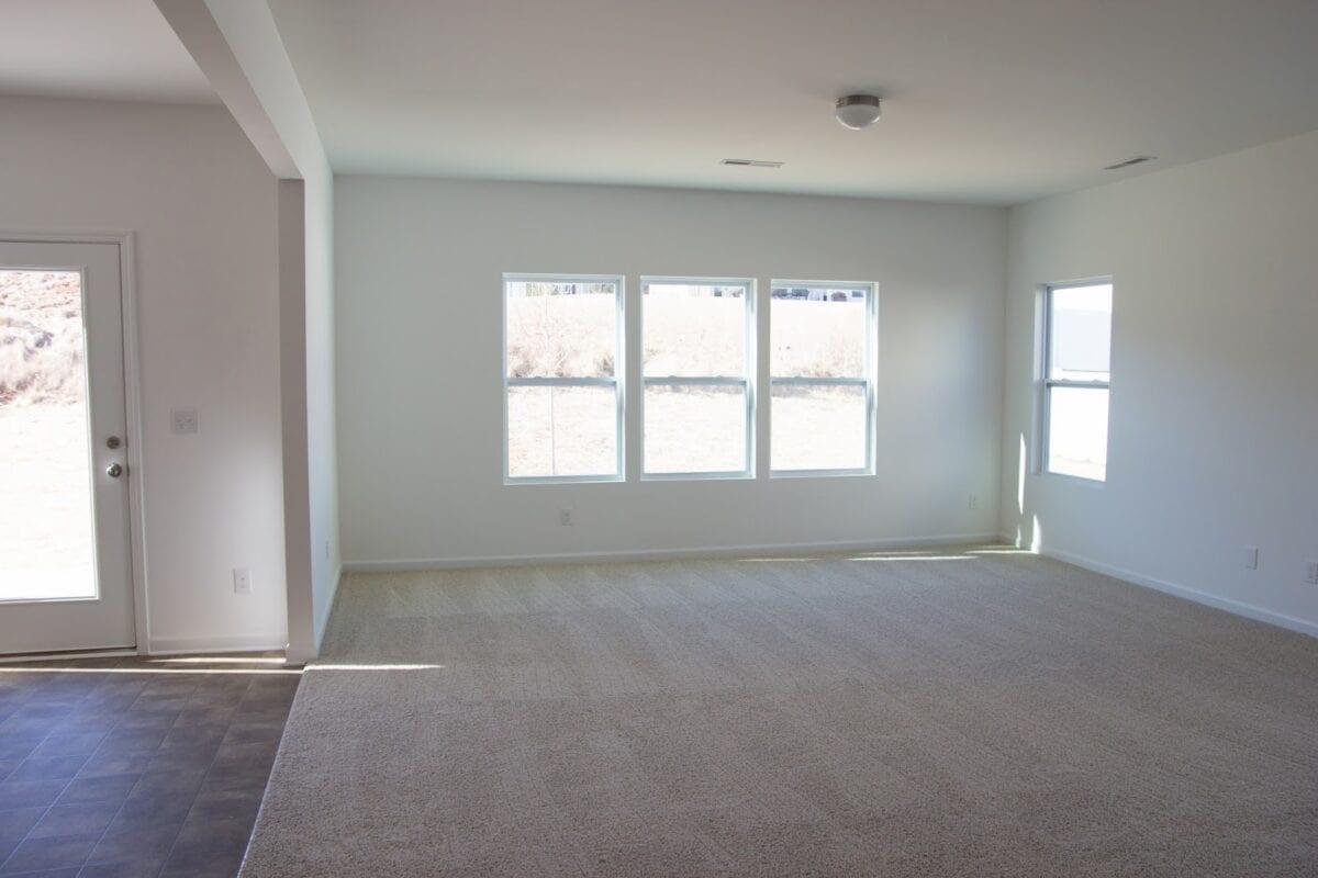 Update: Living Room Progress January 2014