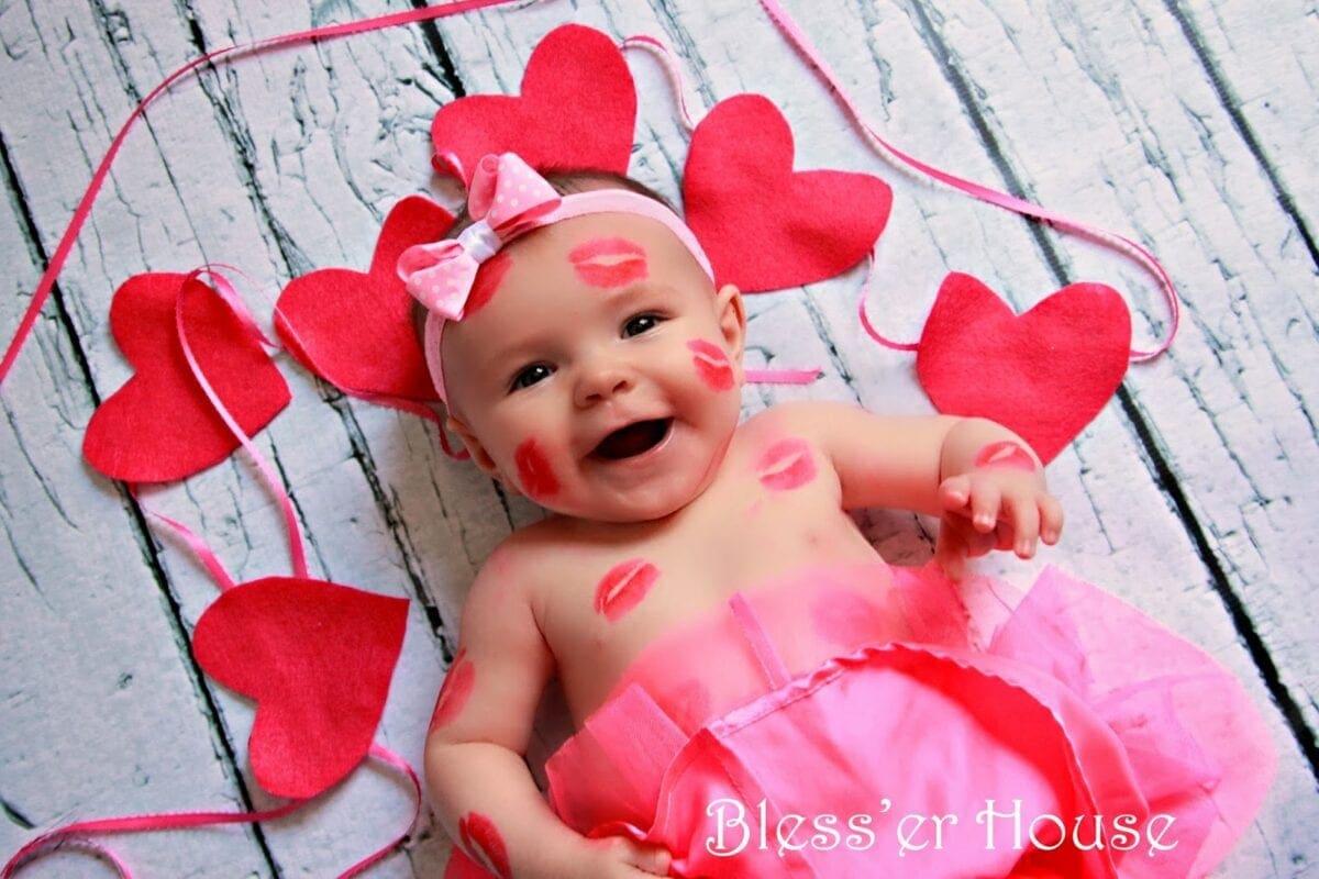 6 Tips For Better Mommy Diy Baby Portraits Bless Er House