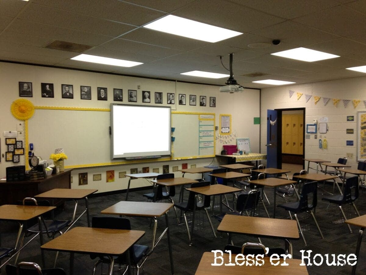 Creating The Cozy Classroom On A Budget Bless Er House