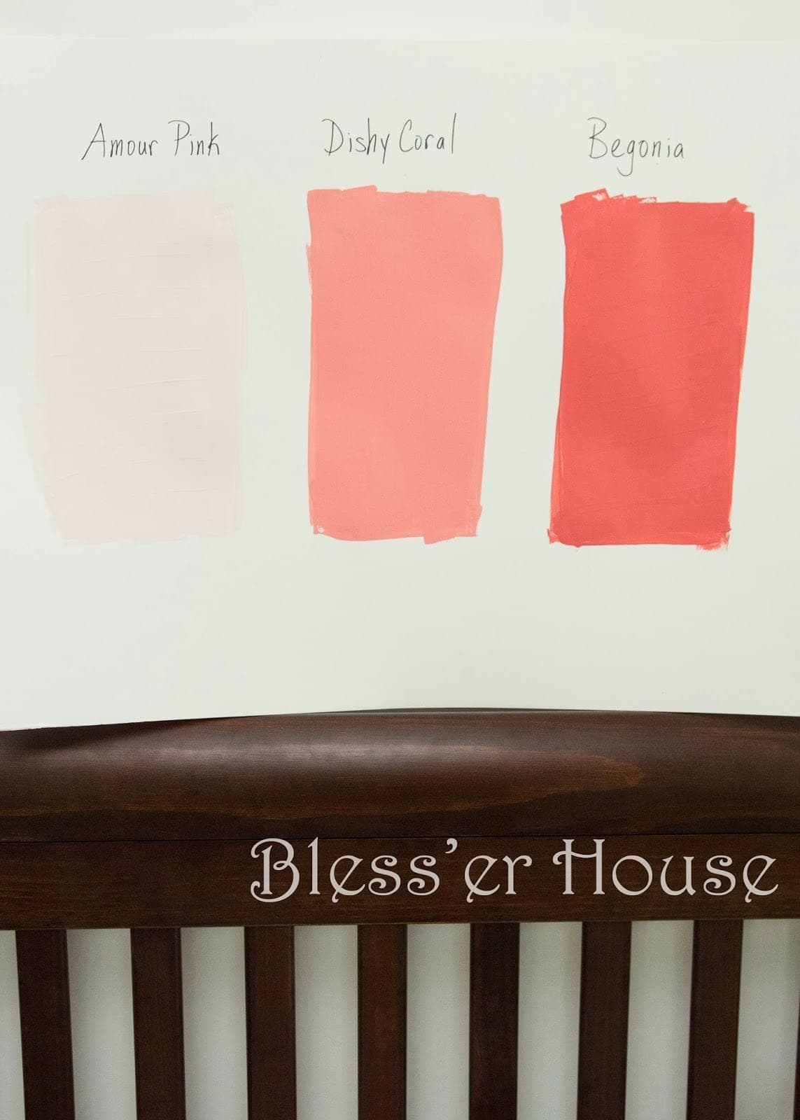 Color me pink...or gray or beige or aqua - Bless'er House