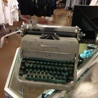If a Typewriter Could Talk
