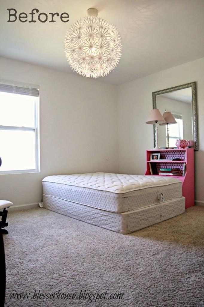 Ballerina Girl Bedroom Makeover Reveal | Blessu0027er House   Such A Sweet  Space On