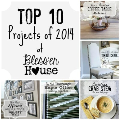 Best of Bless'er House: Top 10 Projects of 2014
