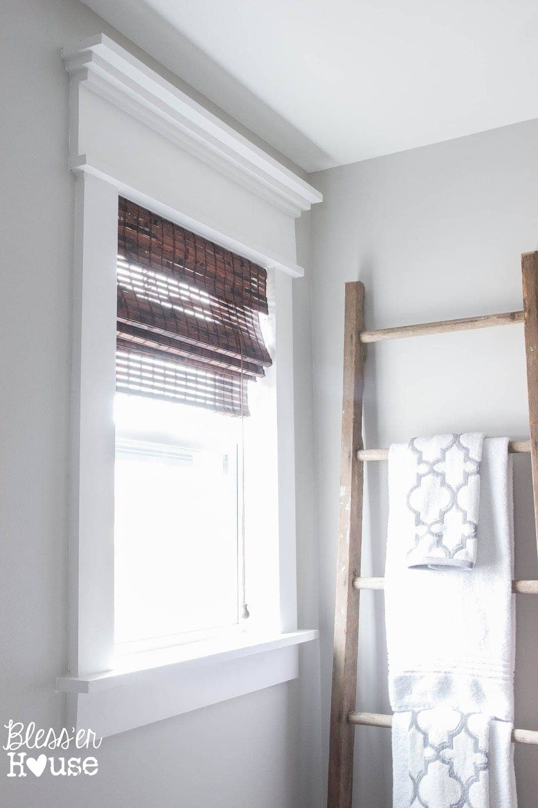 2 Simple Steps to Upgrade a Basic Window - Bless'er House