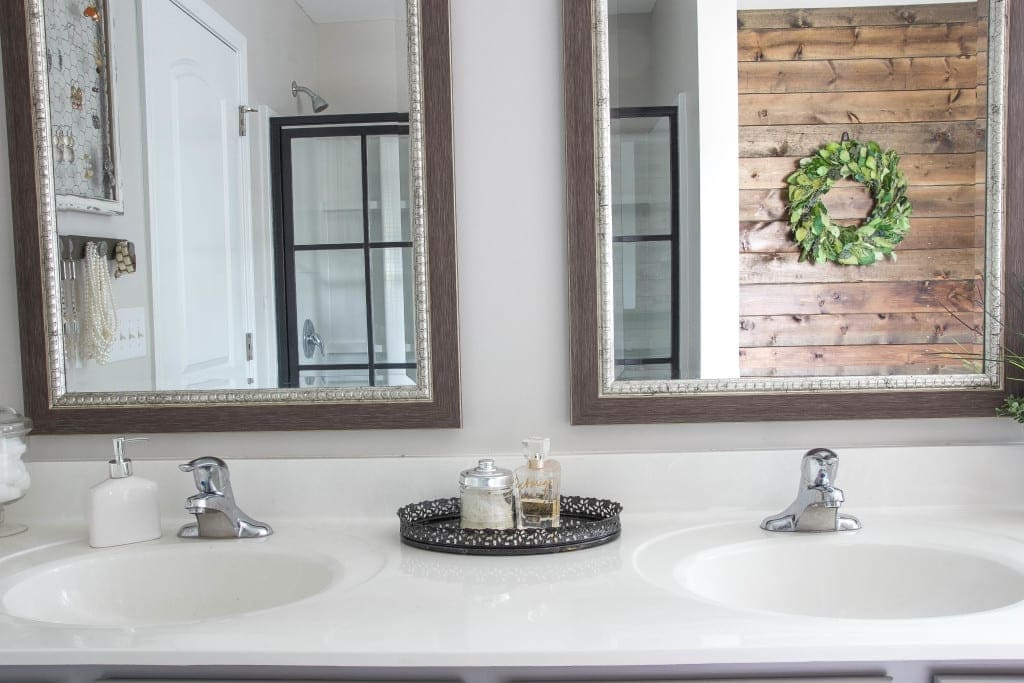 The Cheapest Resource for Bathroom Mirrors  and Bathroom Makeover Progress     Bless er. The Cheapest Resource for Bathroom Mirrors