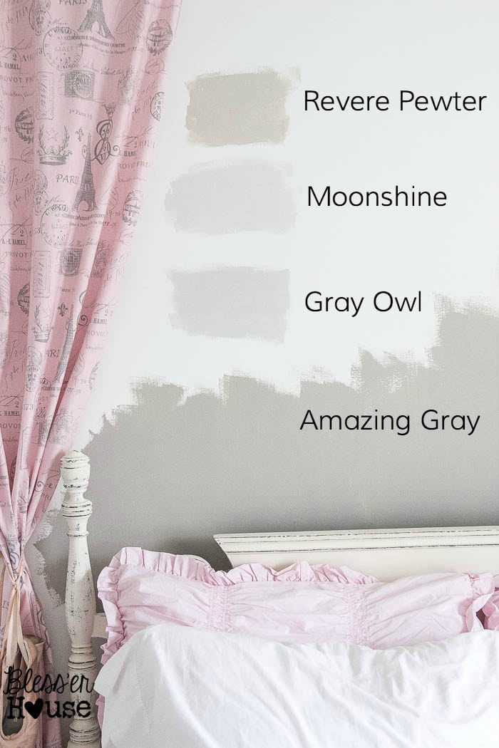 8 Steps To Choosing The Perfect Paint Color | Blessu0027er House