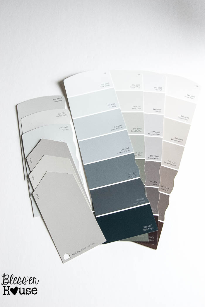 8 steps to choosing the perfect paint color bless 39 er house for Perfect paint