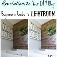 Revolutionize Your DIY Blog:  Beginner's Guide to Lightroom