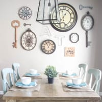 1 Rustic Industrial Breakfast Room 2 Ways
