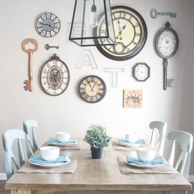 1 Rustic Industrial Breakfast Room 2 Ways