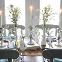 Thrifty $30 Spring to Summer Tablescape