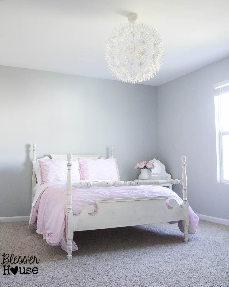 . Ballerina Themed Bedroom Makeover Plans