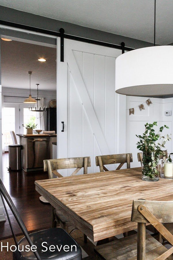 Top 10 Favorite Modern Farmhouse Blogger Home Tours | Blessu0027er House