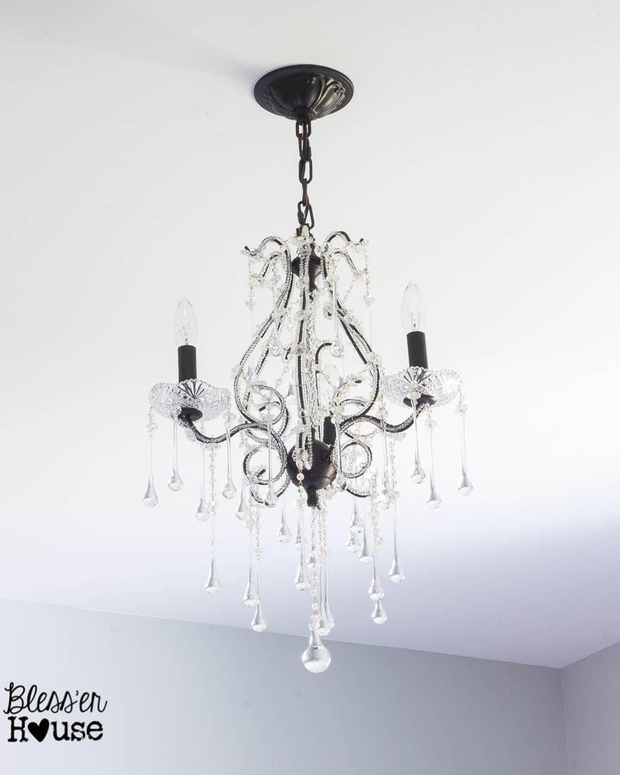 Hanging a steal of a chandelier hanging a steal of a chandelier blesser house arubaitofo Choice Image