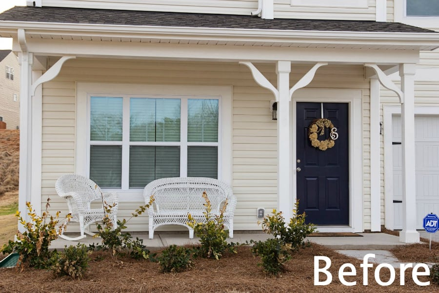 Freshened Up Spring Porch + Mother's Day Interview with Balsam Hill | Bless'er House