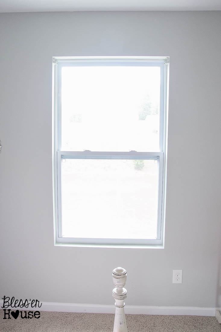 House window frame - Diy Window Trim The Easy Way Bless Er House I Want To