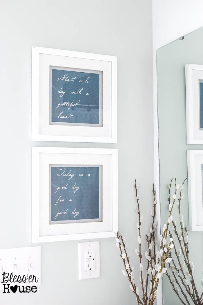 Free Encouragement Wall Printables