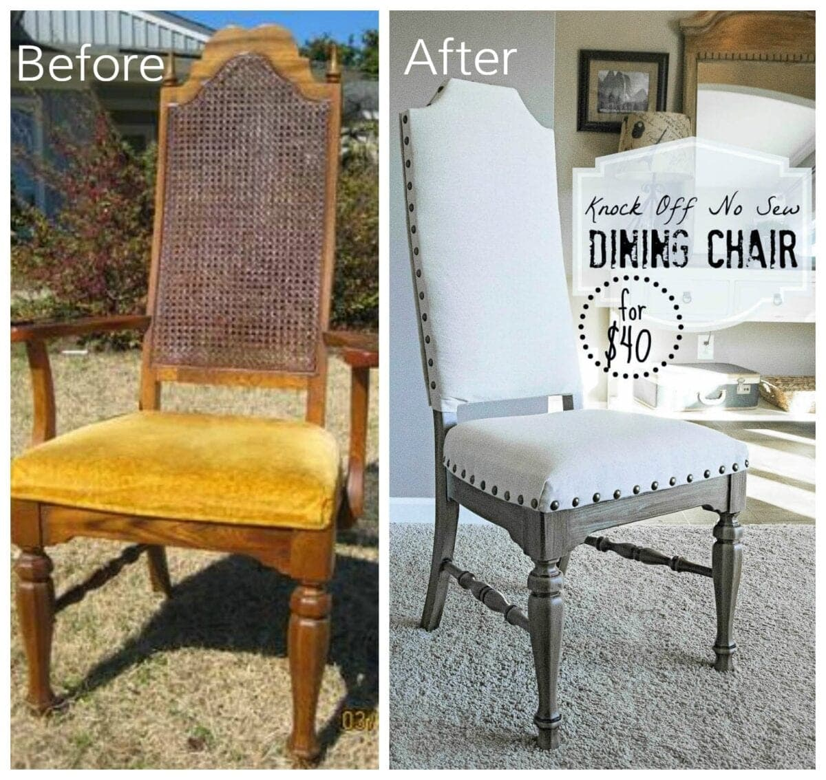 12 goodwill shopping secrets revealed for How to redo dining room chairs