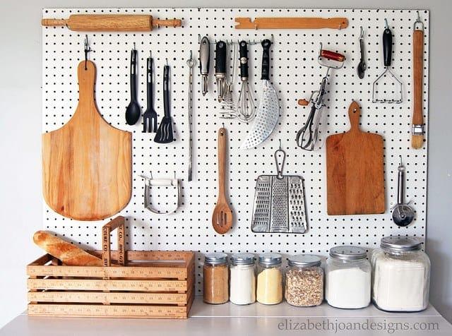 6 DIY Storage Ideas   Bless'er House