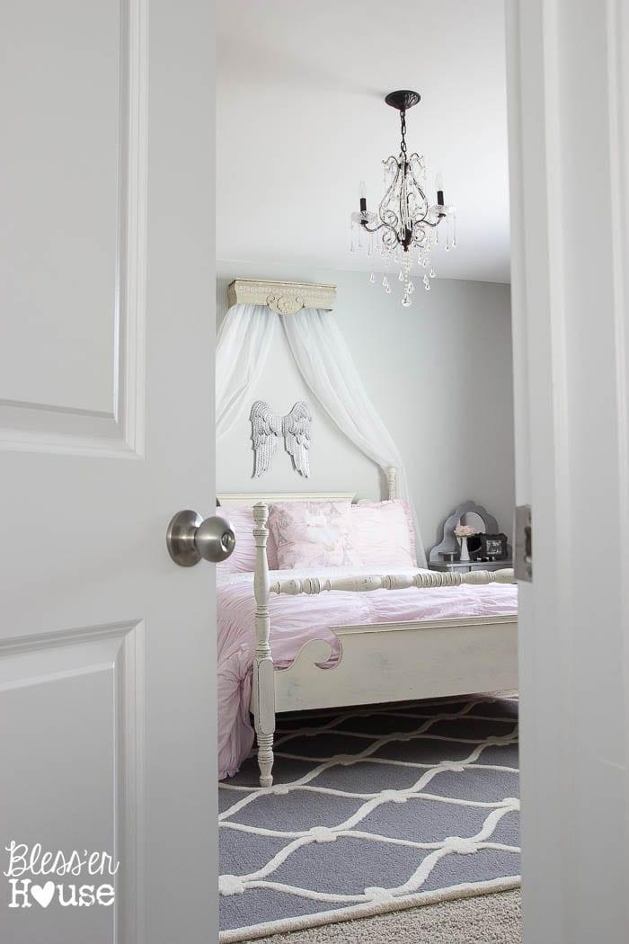 69ee9c160 Ballerina Girl Bedroom Makeover Reveal