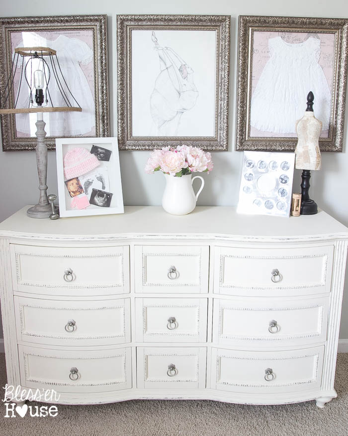Ballerina Girl Bedroom Makeover Reveal | Blessu0027er House   Such A Sweet  Space On
