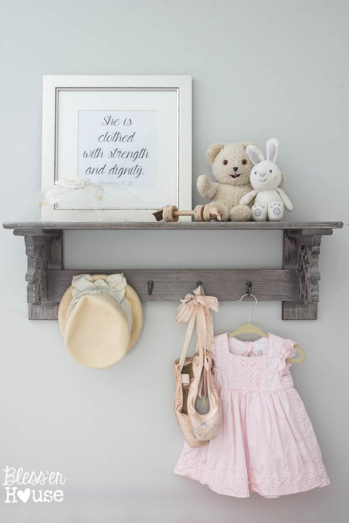 Ballerina Girl Bedroom Makeover Reveal Bless Er House Such A Sweet Space On