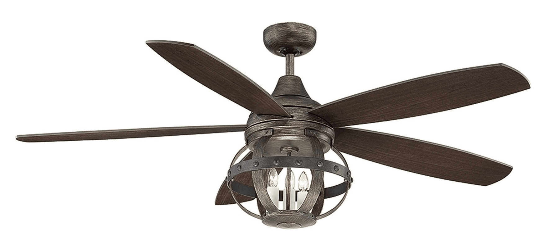 Stylish ceiling fans with lights -