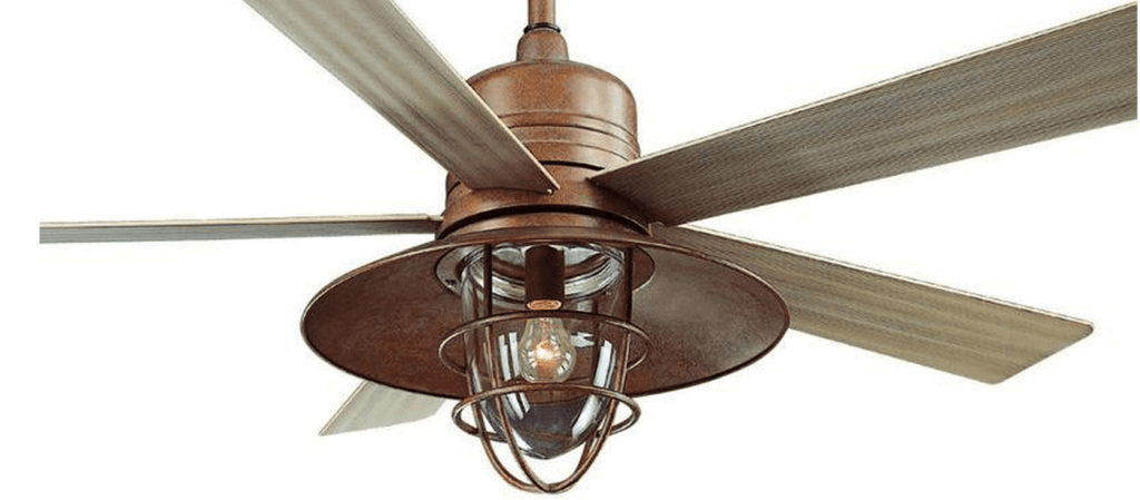 10 Stylish Non-Boring Ceiling Fans | Bless'er House