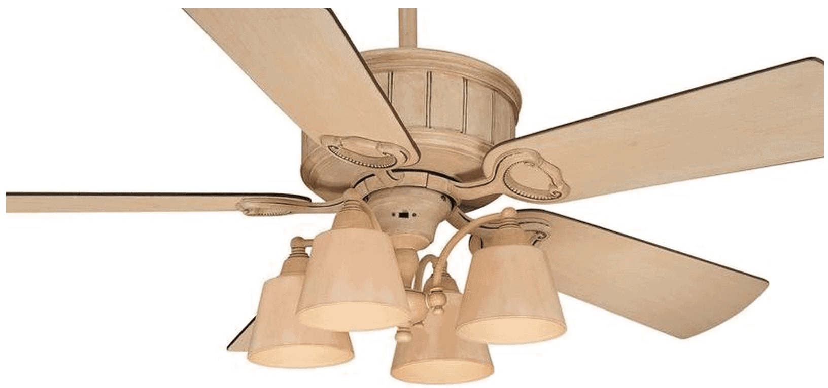 Stylish ceiling fans with lights - 10 Stylish Non Boring Ceiling Fans Bless Er House