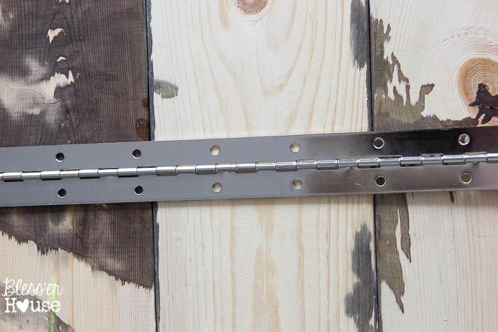 DIY Antique Door Knob Towel Rack | Bless'er House
