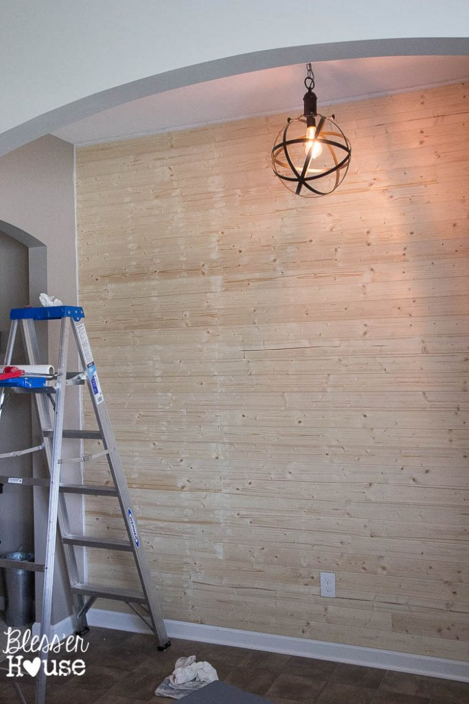 Mens Bedroom Accent Wall