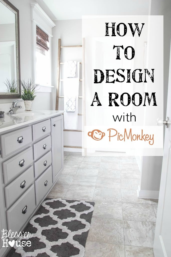 Desing A Room how to design an entire room using picmonkey