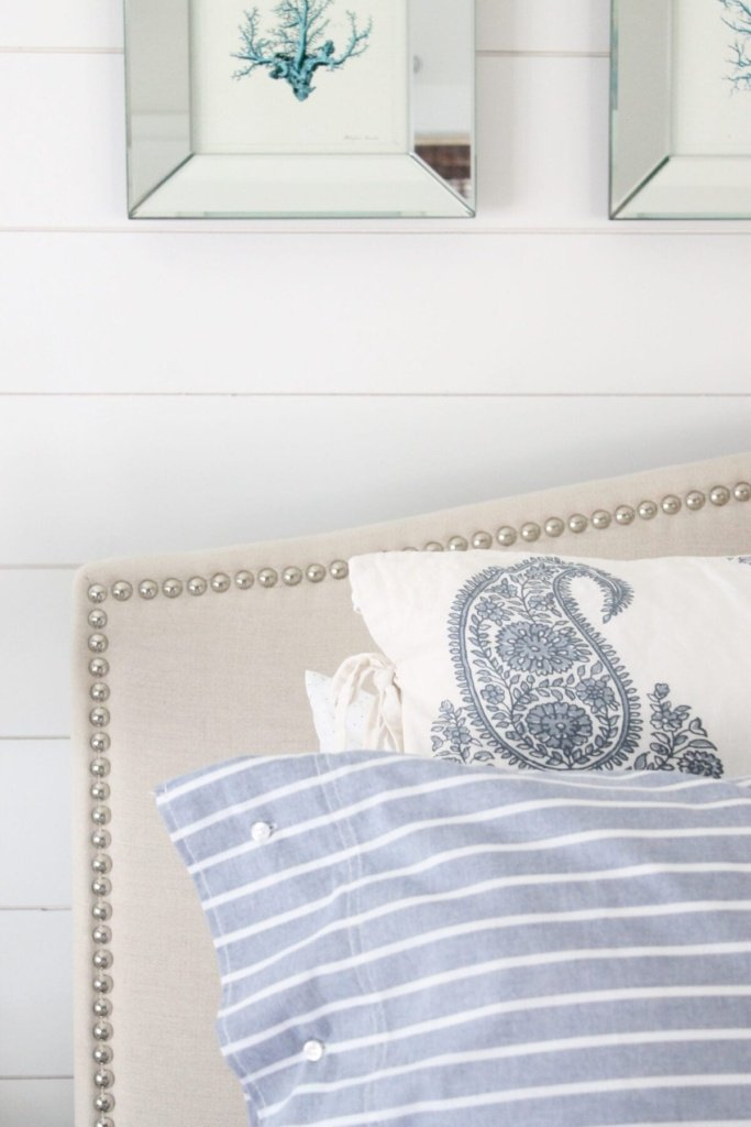 Fave Space Friday - The Picket Fence Projects Master Bedroom Tour | Bless'er House