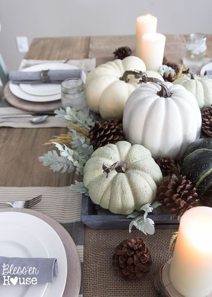 2015 fall home tour part one blesser house great ideas for - Fall Home Decor