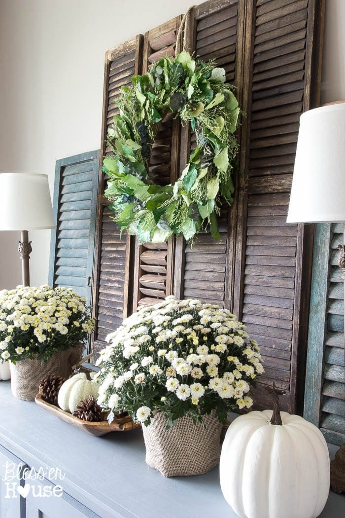 2015 Fall Home Tour: Part One