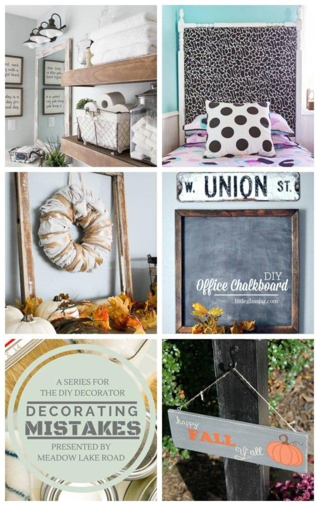 Stunning Fall Vignettes + BWT #2 | Bless'er House
