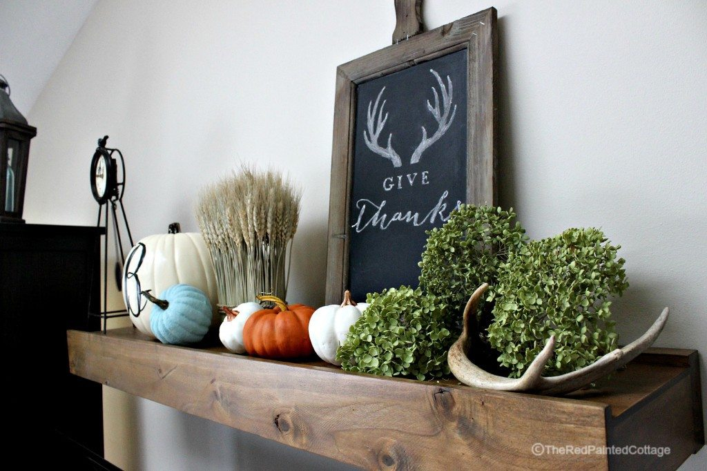 6 Fabuous Fall Decor Ideas | blesserhouse.com