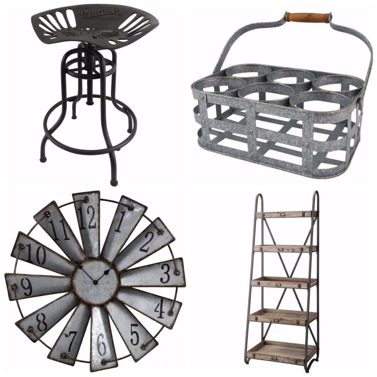 Where to buy affordable industrial farmhouse decor bless for Where to buy home decor
