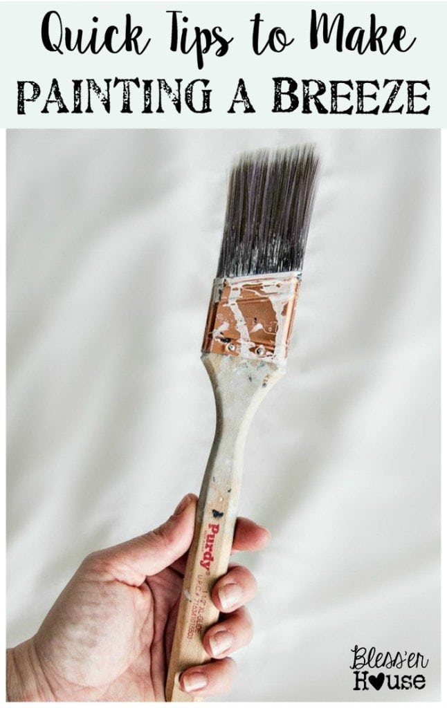 Quick Tips to Make Painting a Breeze