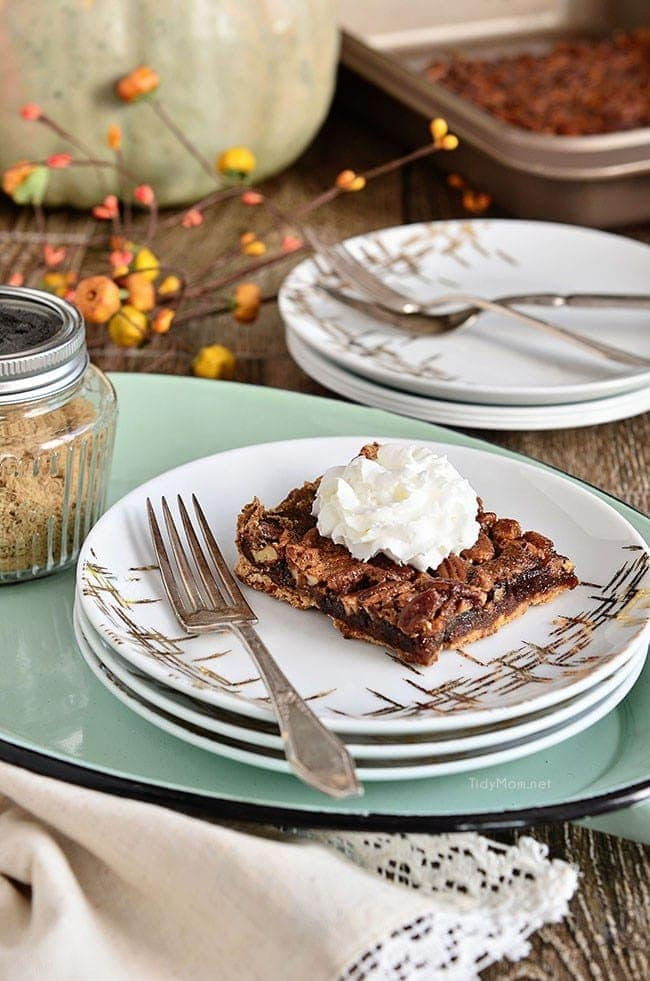 6 Delicious Fall Treats   blesserhouse.com