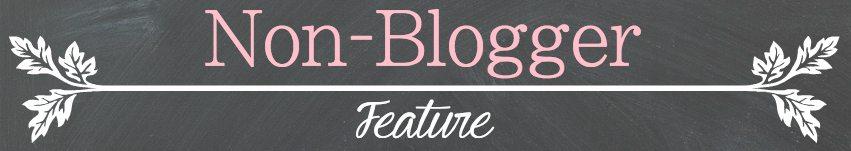 nonblogger feature