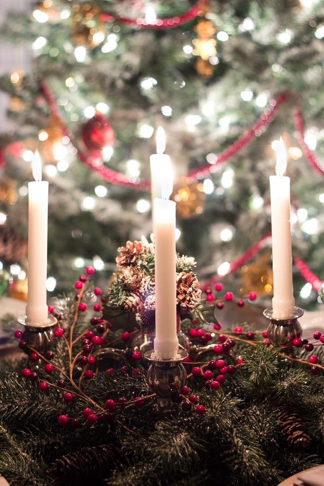Christmas Nights Candlelight Tour | blesserhouse.com