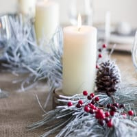 Christmas Home Tour 2015 Part 2 + a Dash of Perspective