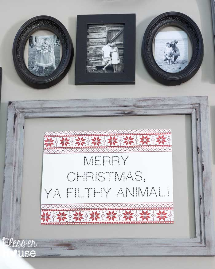 Nordic Christmas Movie Quote Printables (8 of 7)