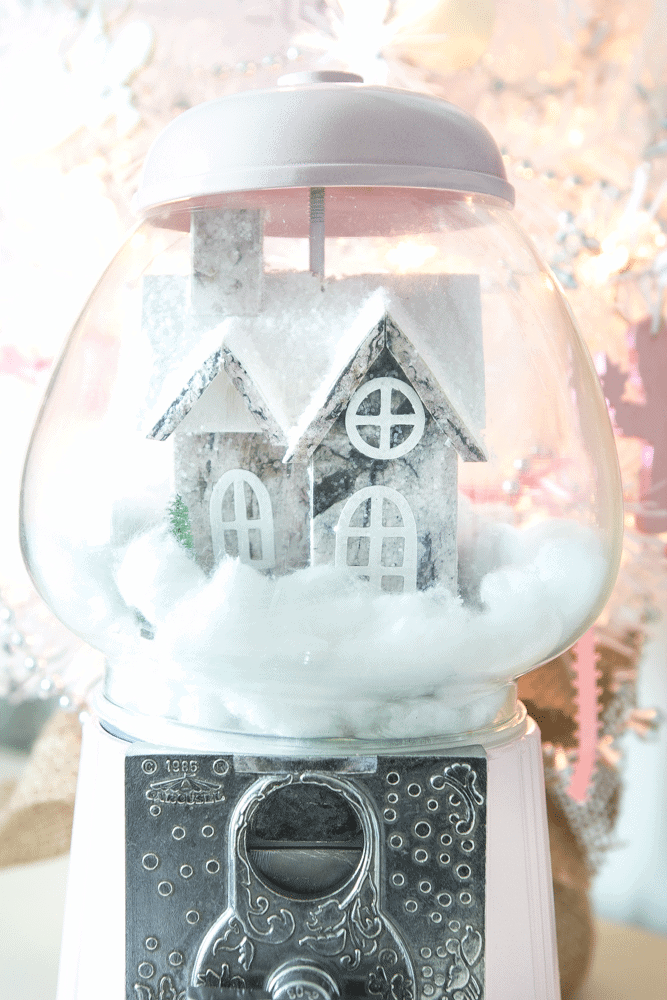 Snow Globe Gumball Machine (3 of 2)