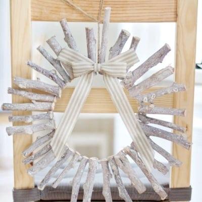 5 DIY Wreath Ideas + BWT #10