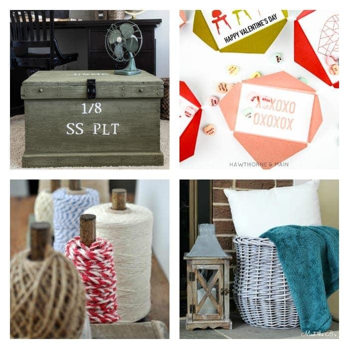 Blog Recap Collage Week 12