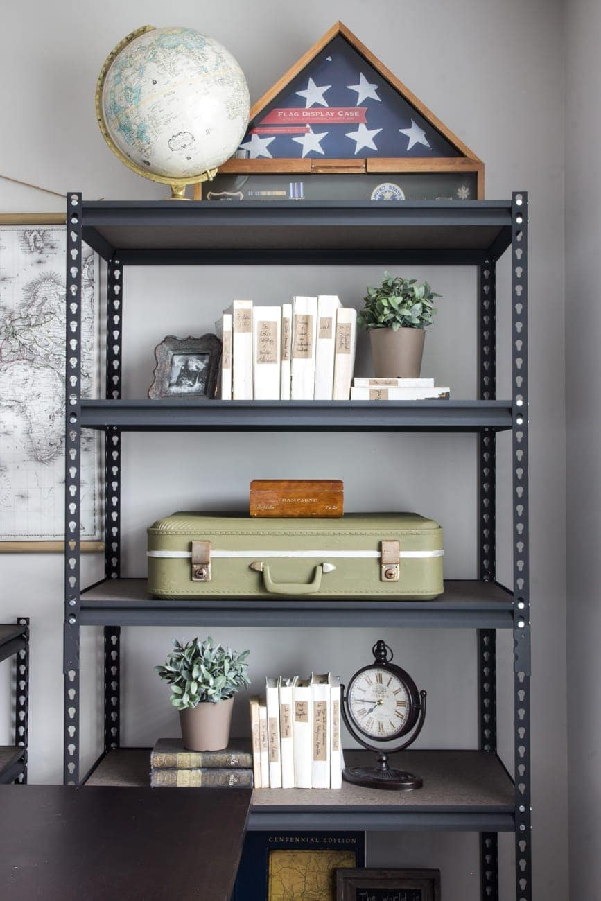 Office Progress - Industrial Shelving | blesserhouse.com