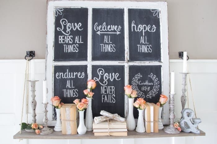18 Inexpensive DIY Wall Decor Ideas - Bless\'er House
